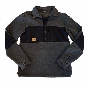 The North Face Men's Davenport Fleece Pullover S